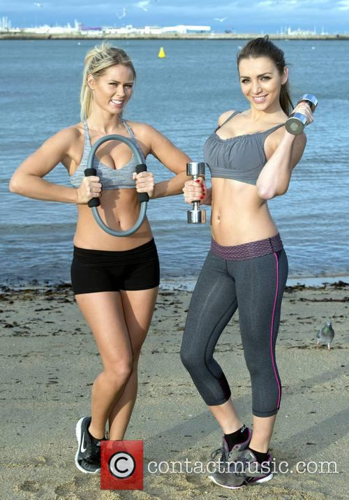 Pilates at The Beach in December