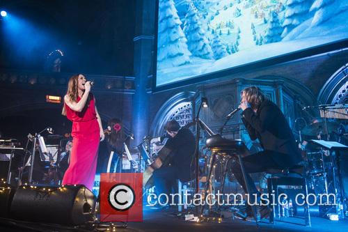 Melanie C and Andy Burrows 4