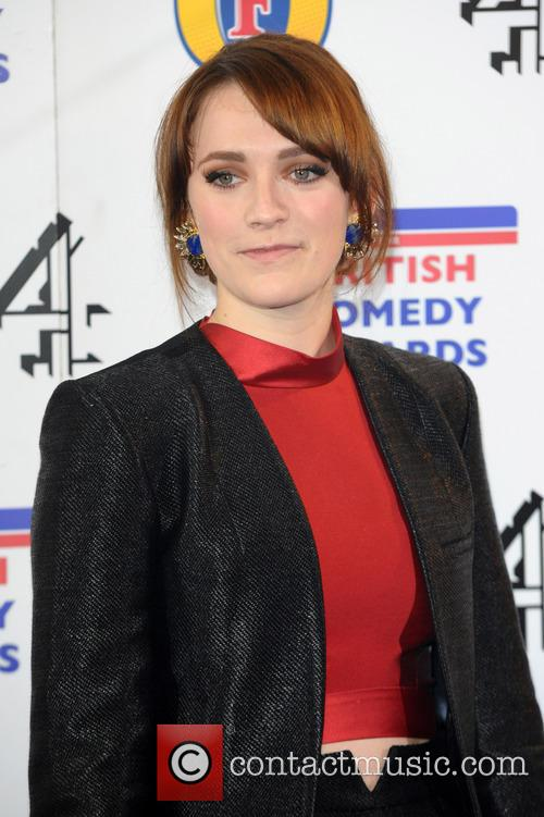 charlotte ritchie british comedy awards 2013 3997222