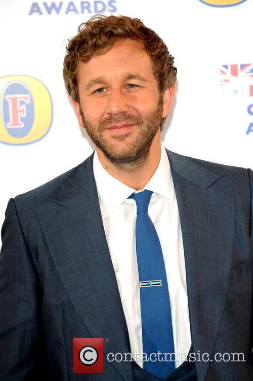 Chris O'Dowd At British Comedy Awards