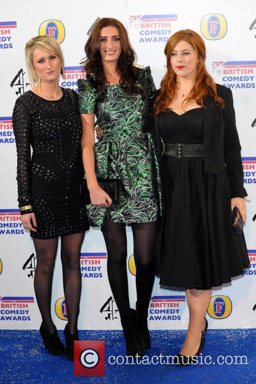 drifters cast british comedy awards 2013 3997229