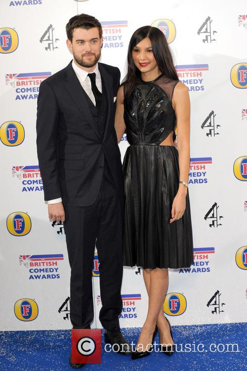 Jack Whitehall and Gemma Chan 1
