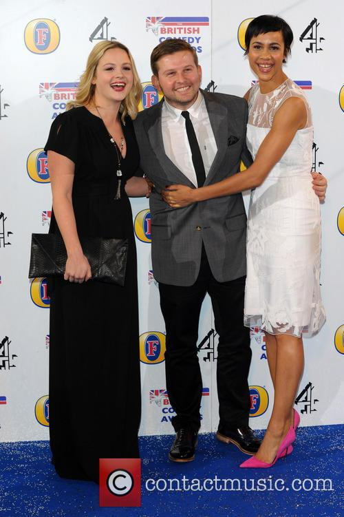 Kimberley Nixon and Zawe Ashton 3