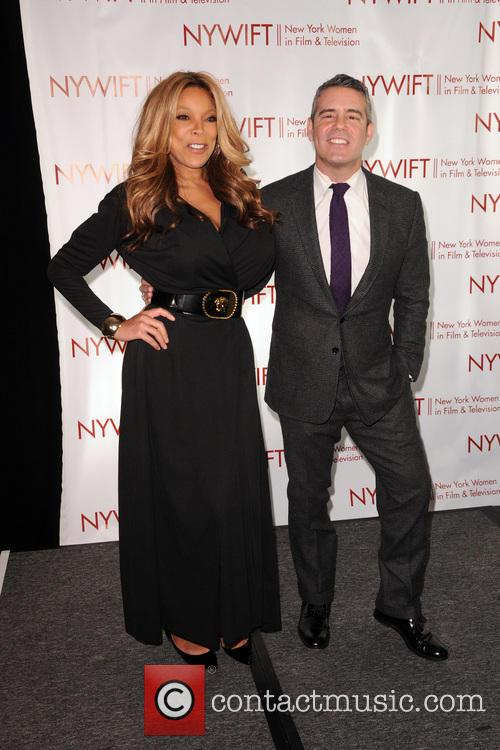Wendy Williams and Andy Cohen 3