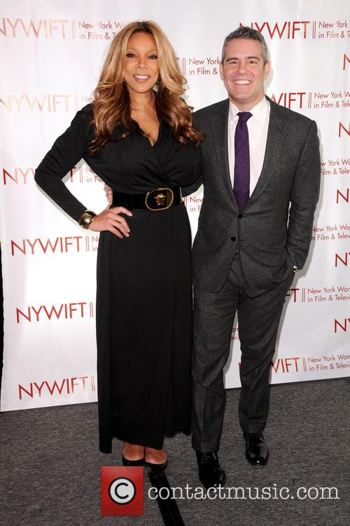 Wendy Williams and Andy Cohen 9