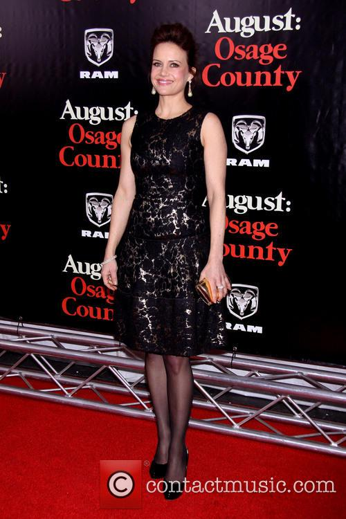 carla gugino ny premiere of august osage 3996963