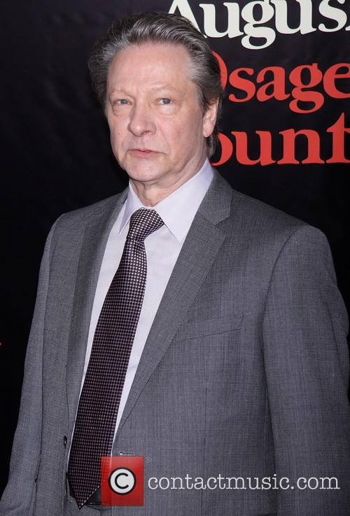 Chris Cooper, August: Osage County New York Premiere