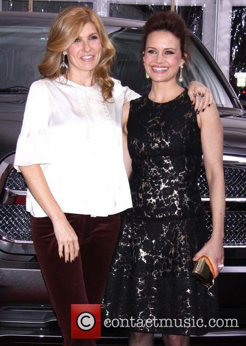Connie Britton and Carla Gugino 3