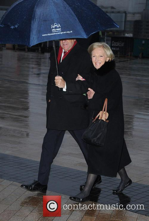 mary berry celebrities at mediacityuk 3995460