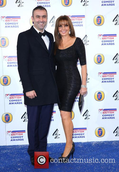 Carol Vorderman and Graham Duff 8