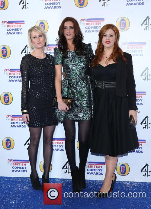 Lauren O'rourke, Jessica Knappett and Lydia Rose Bewley 4