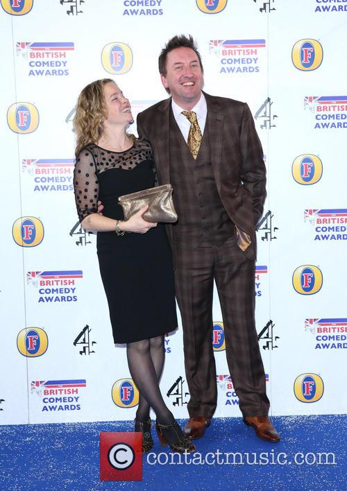 Lee Mack and Tara Mckillop 4