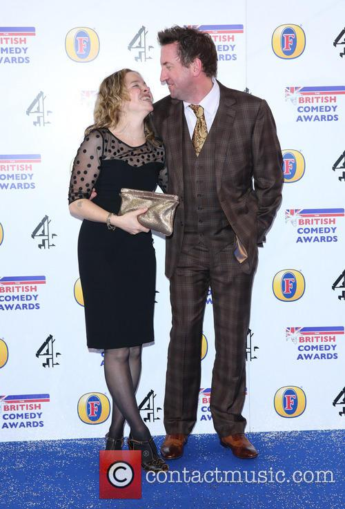 Lee Mack and Tara Mckillop 5