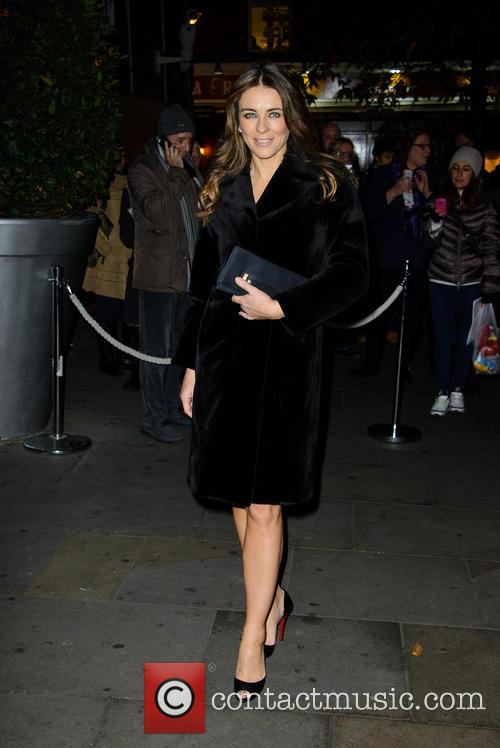 English National Ballet Annual, Christmas Season Celebrity Party, Arrivals