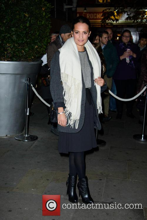 English National Ballet Annual, Christmas Season Celebrity Party and Arrivals 5