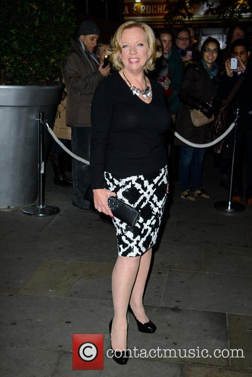 English National Ballet Annual, Christmas Season Celebrity Party and Arrivals 11