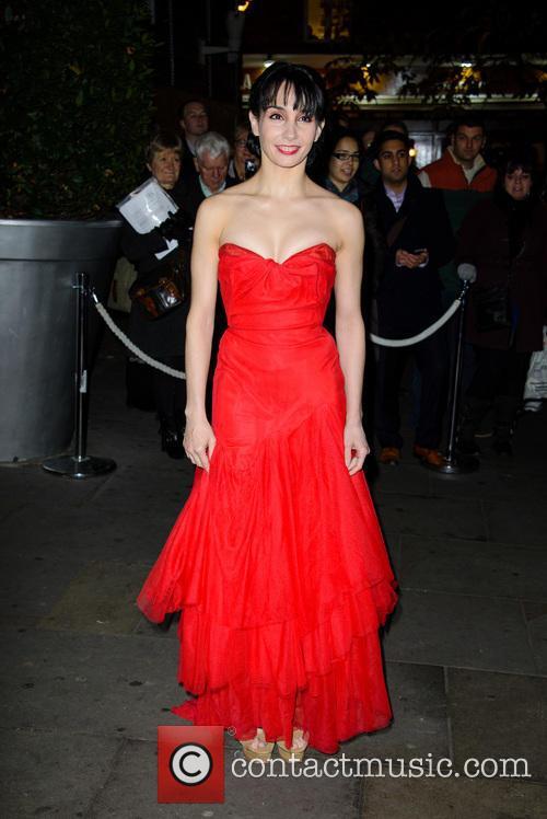 English National Ballet Annual Christmas Season Celebrity Party