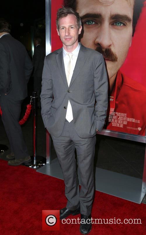 Spike Jonze at the premiere of 'Her'.