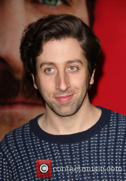 Simon Helberg, DGA Theater