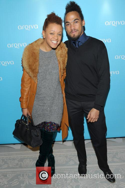 Dev and Gemma Cairney 2