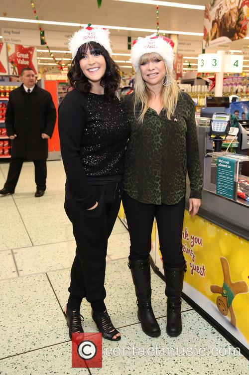 Anna Richardson and Jo Wood 3