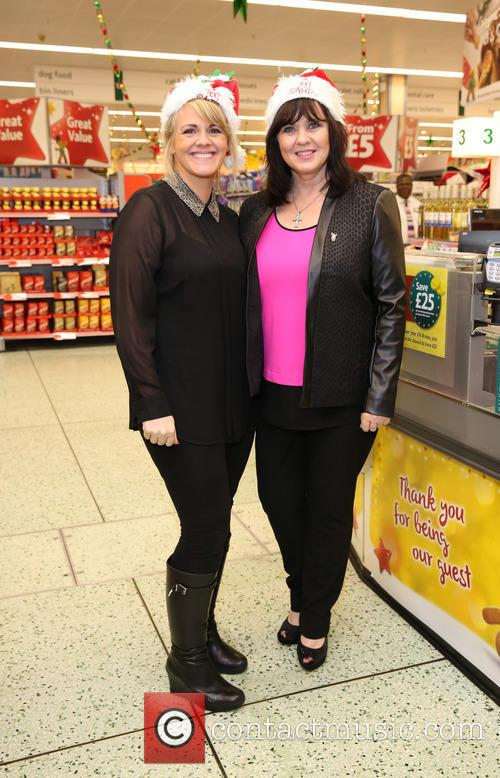Sally Lindsay and Coleen Nolan 4