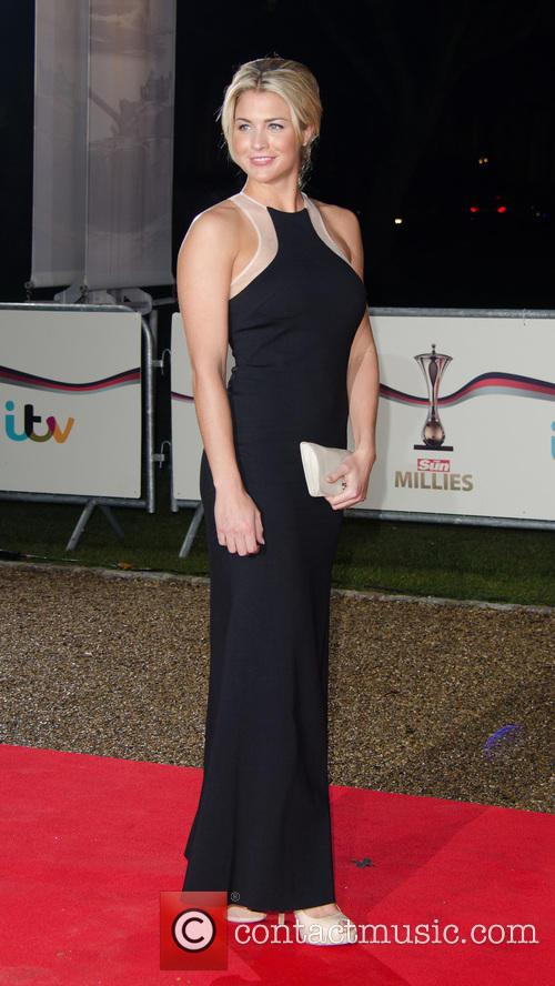 gemma atkinson the sun military awards 3995337