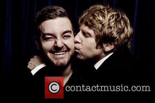 Alex Brooker and Josh Widdicombe