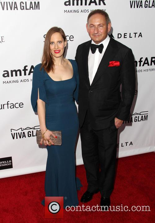 Liz Goldwyn and John Demsey 1