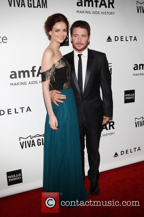 Lydia Hearst and Kevin Connolly 6
