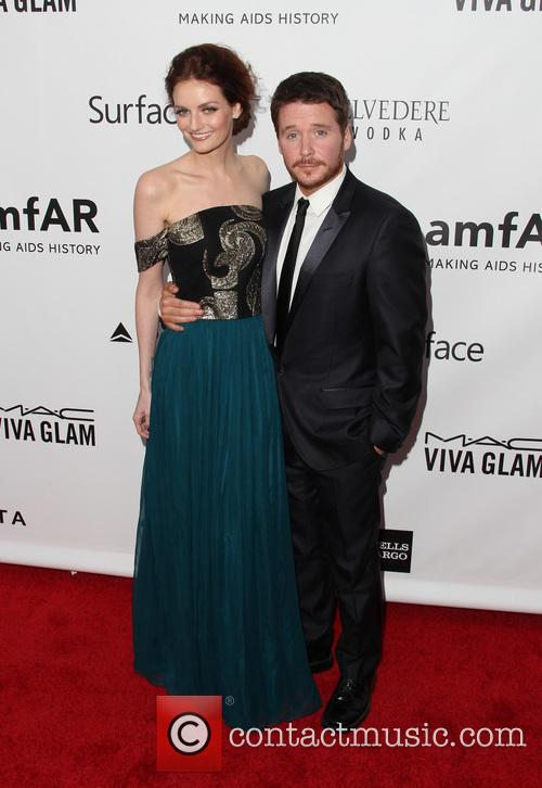 Lydia Hearst and Kevin Connolly 9