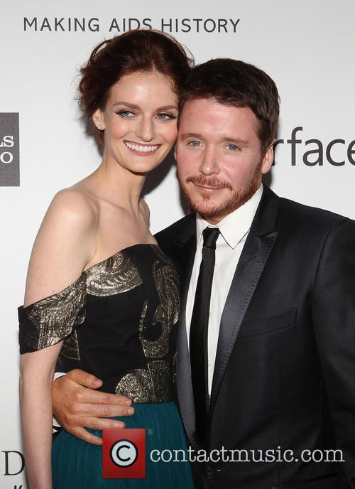Lydia Hearst and Kevin Connolly 10