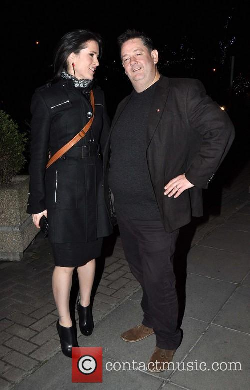 Maia Dunphy and Johnny Vegas 3