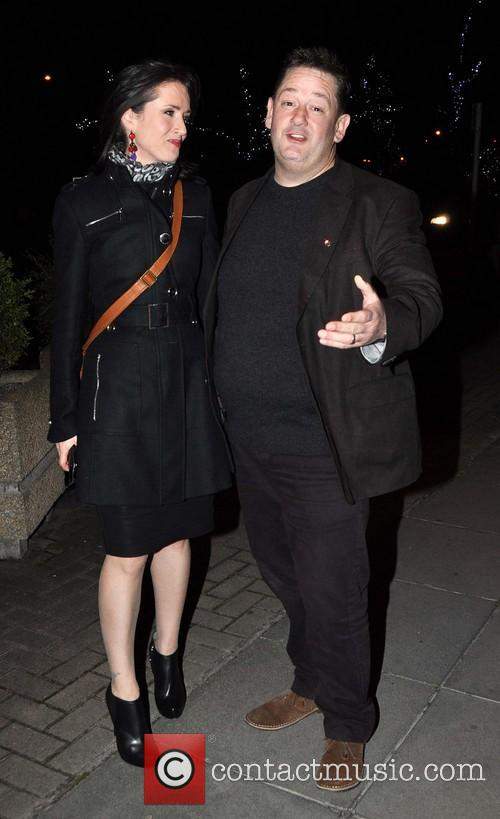 Maia Dunphy and Johnny Vegas 4