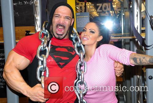 Jodie Marsh and Zak Khan 3