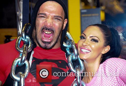 Jodie Marsh and Zak Khan 7