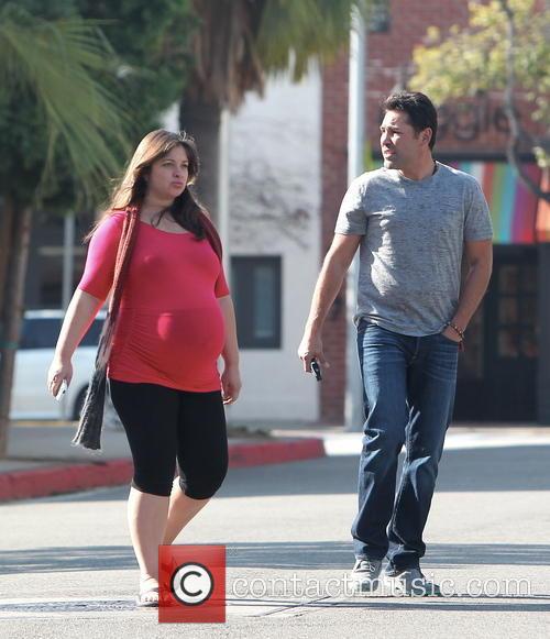 Oscar De La Hoya and Millie Corretjer