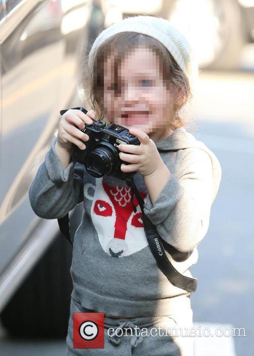 Rachel Zoe's son Skyler is a budding paparazzo!