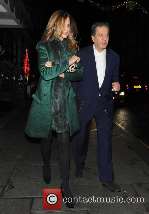 Trinny Woodall and Charles Saatchi 3