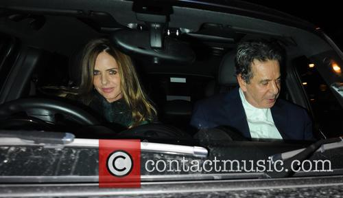 Trinny Woodall and Charles Saatchi 8