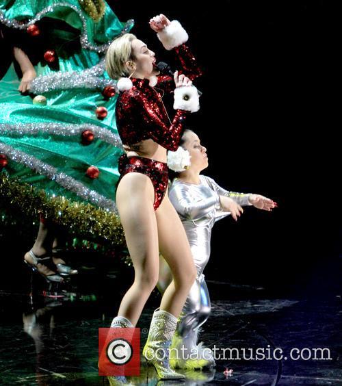 Miley Cyrus, Madison Square Garden