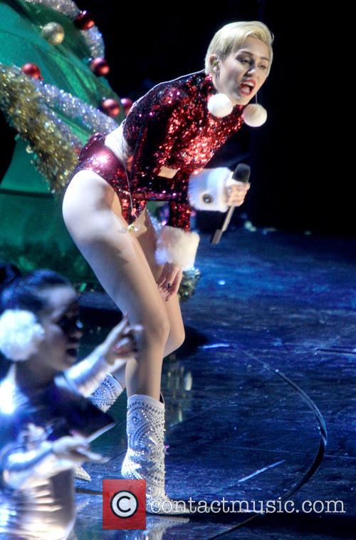 Miley Cyrus, Madison Square Garden