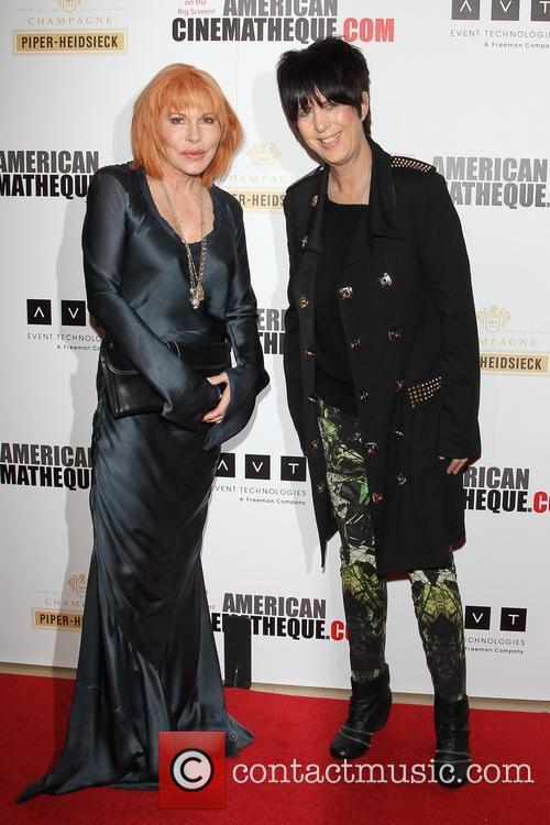 Kathy Nelson and Dianne Warren