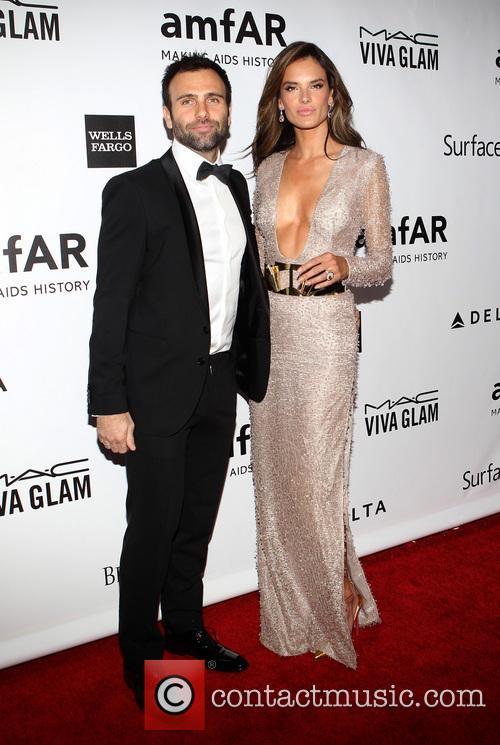 Jamie Mazur and Alessandra Ambrosio 2