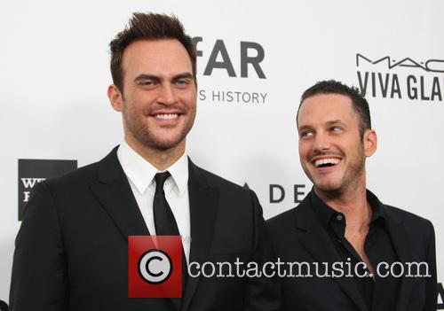 Cheyenne Jackson and Guest 4