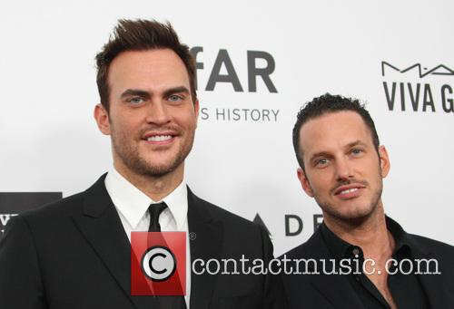 Cheyenne Jackson and Guest 5