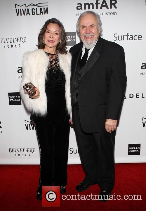 Jolene Brand and George Schlatter 2