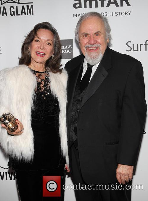 Jolene Brand and George Schlatter 1