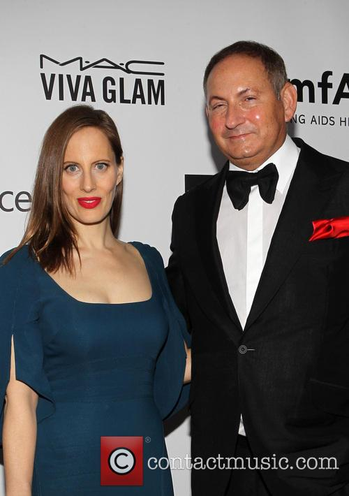 Liz Goldwyn and John Demsey 4