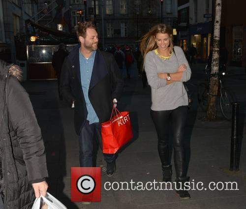 Brian Mcfadden and Vogue Williams Mcfadden 2